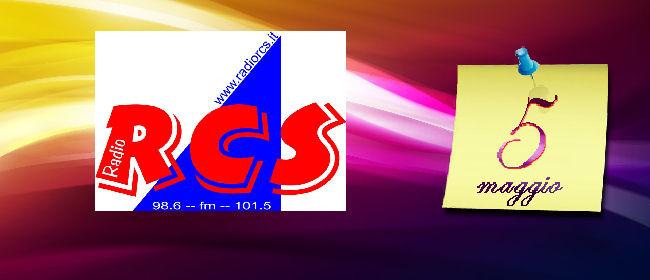 """Sabato 5 Maggio 2012 dalle ore 10.30 alle ore 12.30, sarò ospite della trasmissione """"Baci e Abbracci"""" di Radio RCS (101.5 FM). Assieme al dott. Ezio Mastropasqua, gastroenterologo e caro […]"""