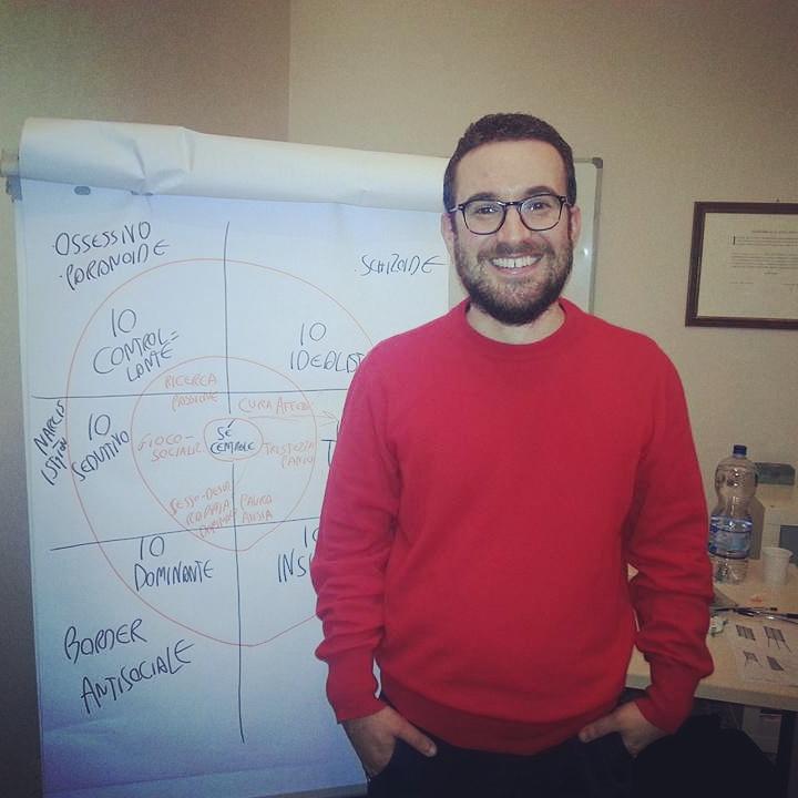 Matteo De Tomi psicologo