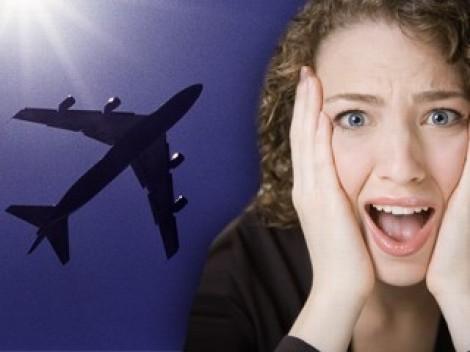 attacco di panico in aereo ipnosi paura di volare